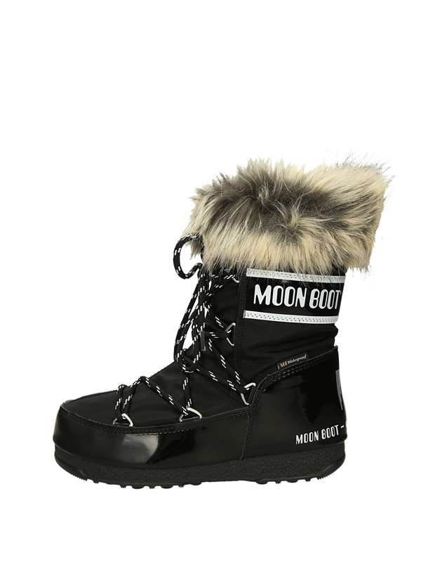 Moon Boot Boots Black