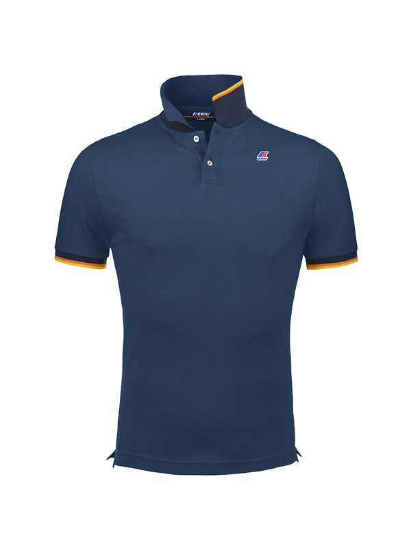 K-way Polo Bluette