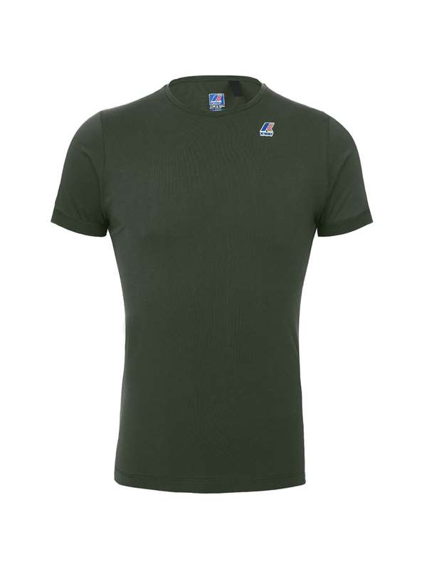 K-way Tshirt Verde