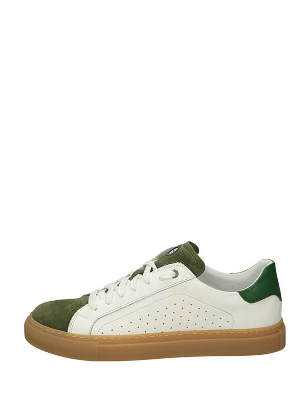 Exton Sneakers Basse  Bianco