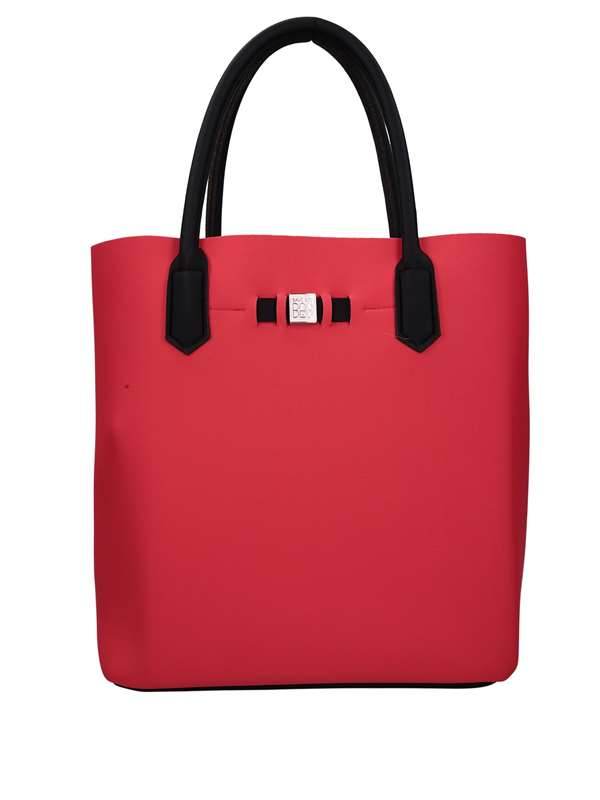 Save My Bag Shopping Rosso