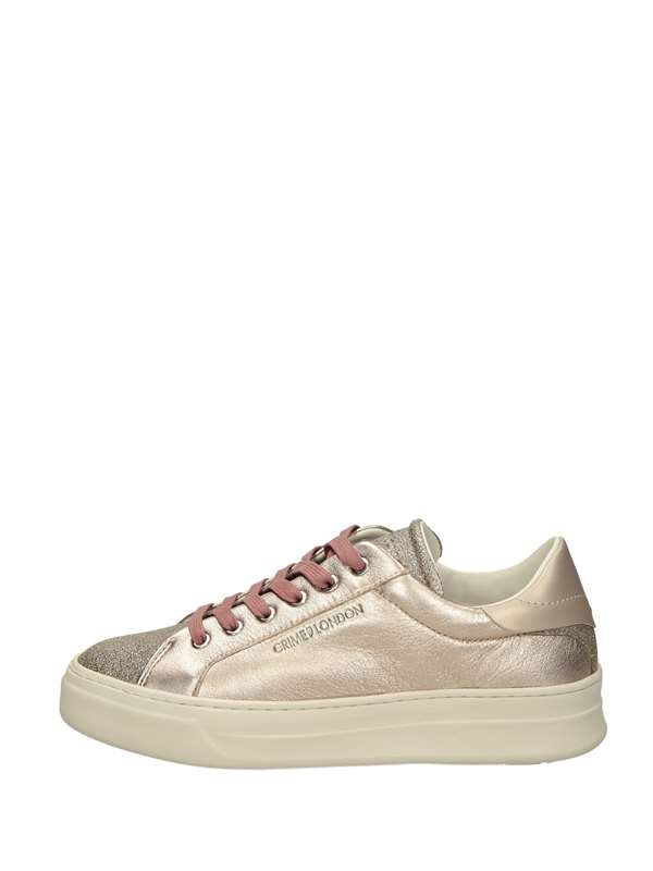 Crime London Sneakers Basse  Cipria