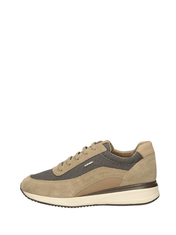 Geox Sneakers Basse  Taupe