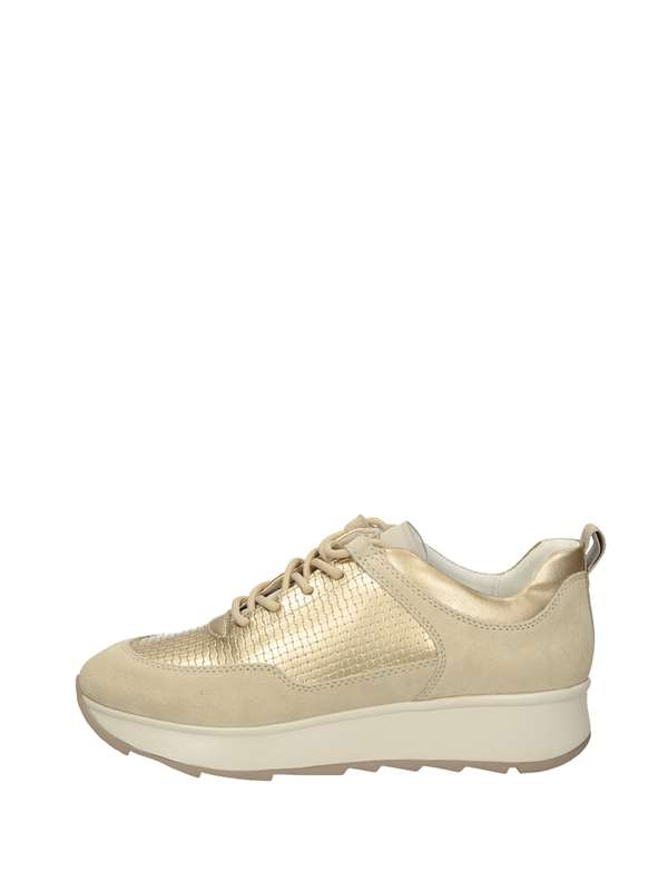 Geox Sneakers Basse  Crema