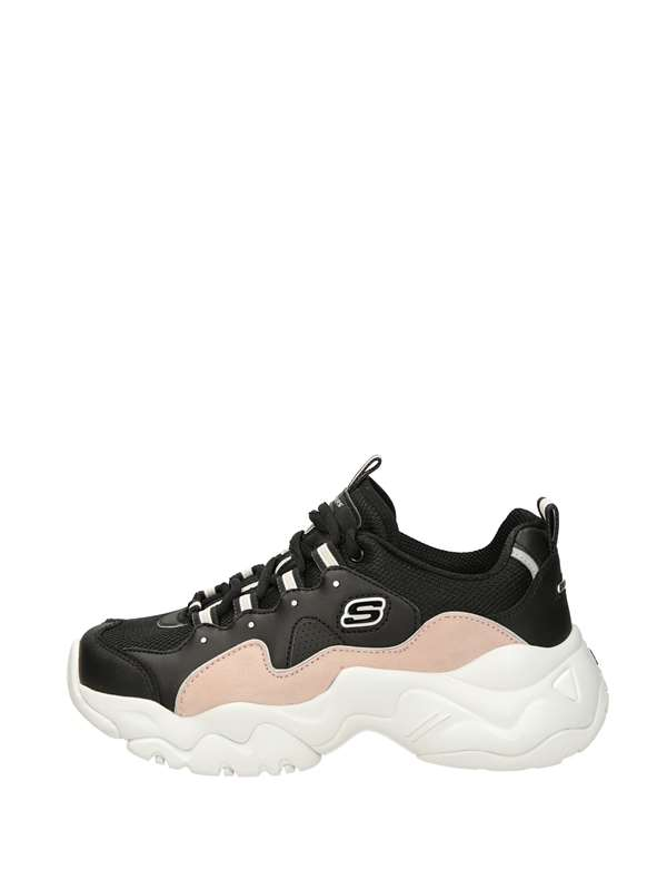 Skechers Sneakers Zeppa Nero