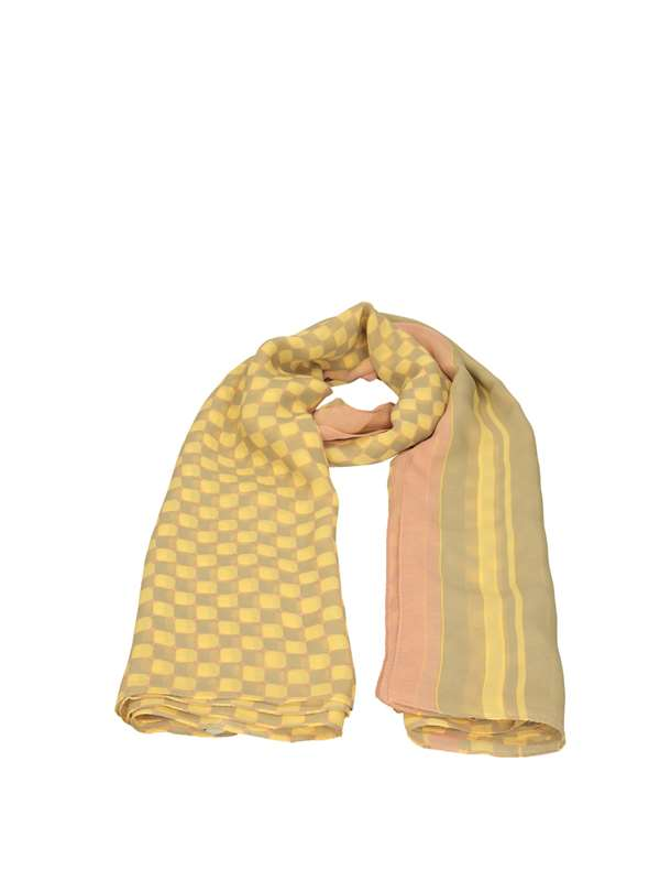 Only Foulard Giallo