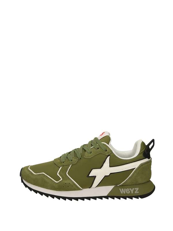 W6yz Sneakers Basse  Militare