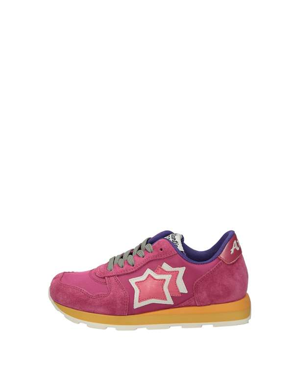 Atlantic Stars Sneakers Basse  Fuxia