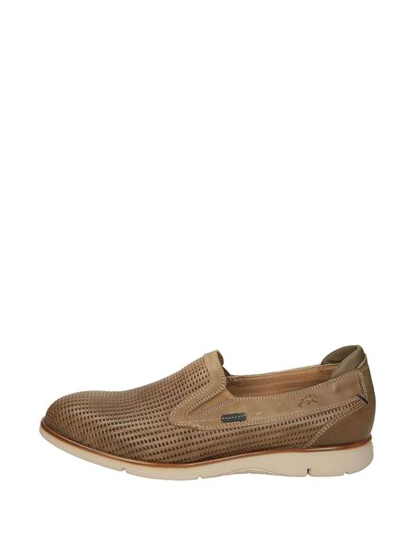 Fluchos Slip On Cuoio