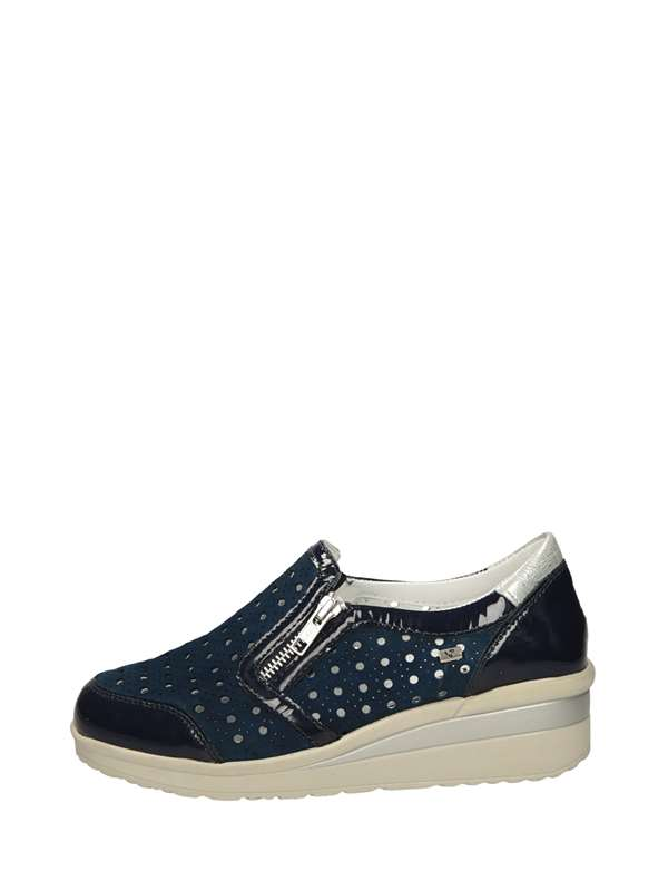 Valleverde Slip On Blu