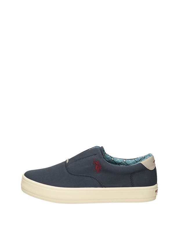 U.s. Polo Assn Slip On Blu