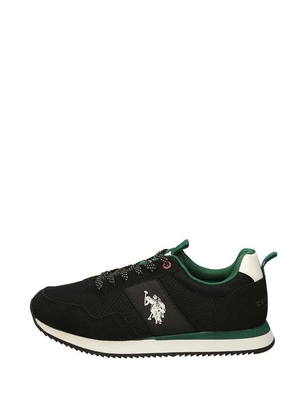 U.s. Polo Assn Sneakers Basse  Nero