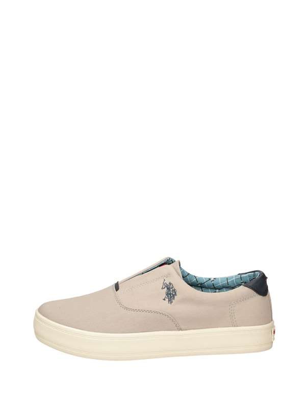 U.s. Polo Assn Slip On Grigio