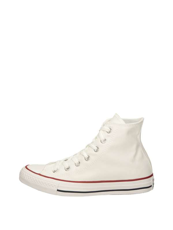 Converse Sneakers Alte Bianco