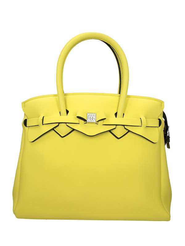 Save My Bag Shopping Giallo
