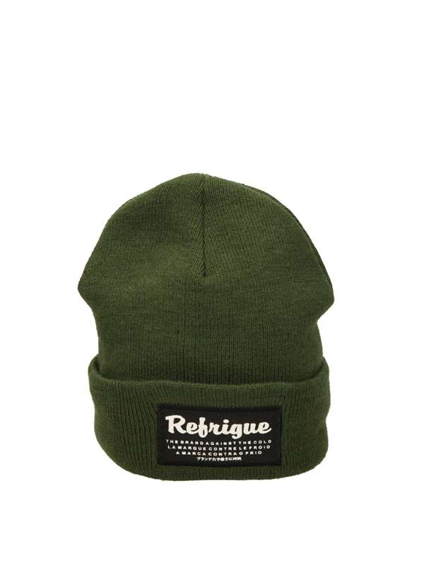 Refrigue Cappello  Verde
