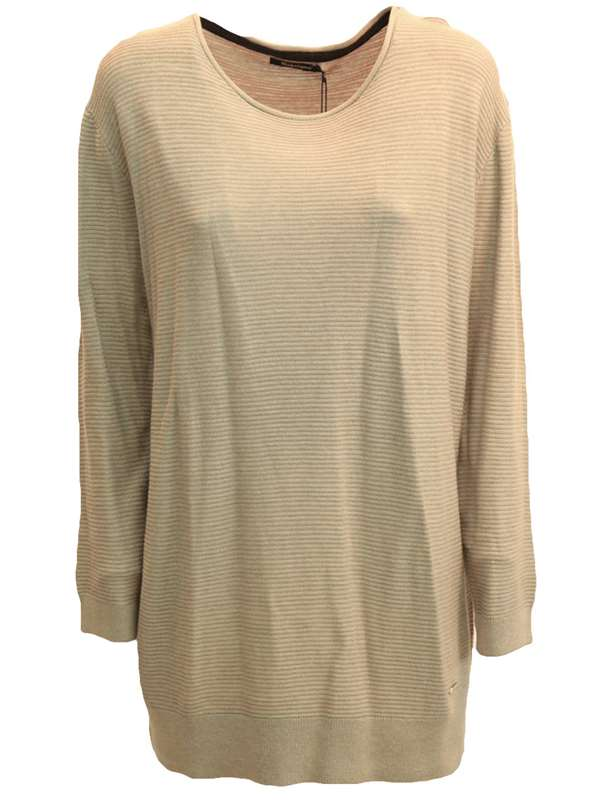Refrigue Maglia Taupe
