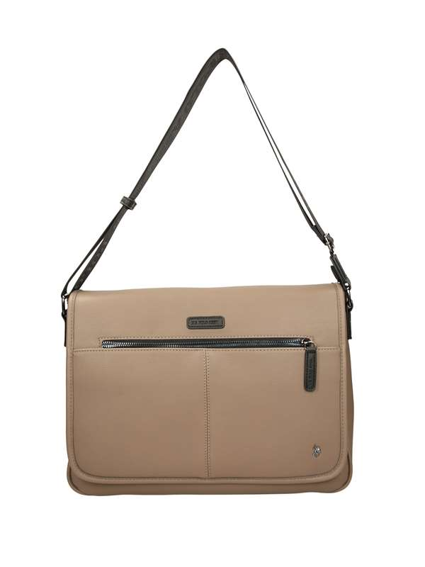 U.s. Polo Assn Tracolla Taupe
