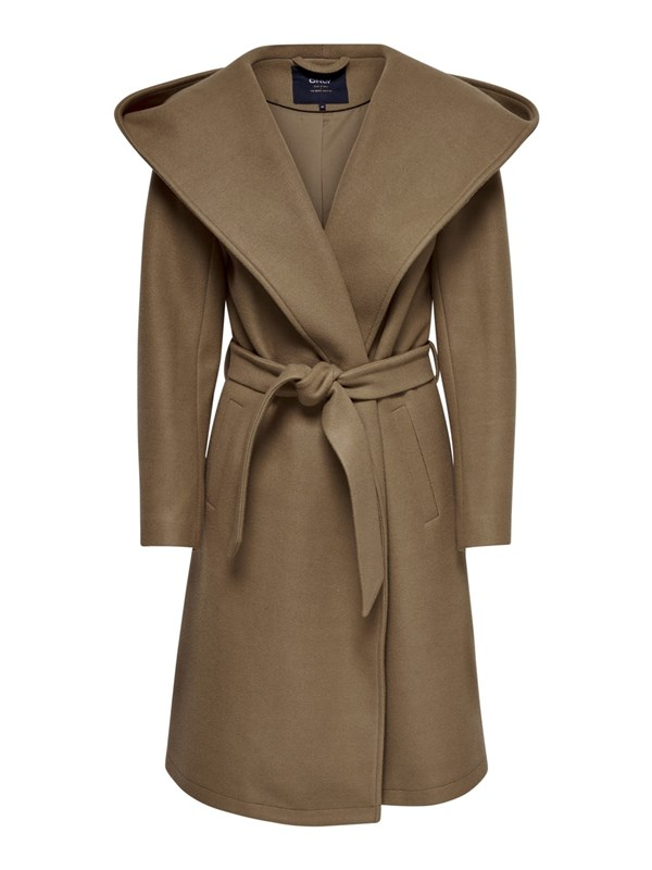Only Cappotto Camel