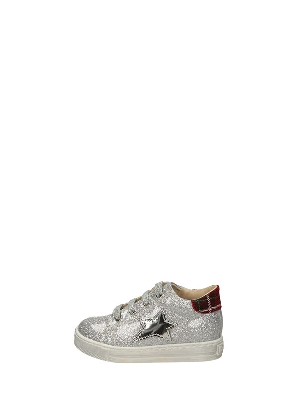 Naturino Sneakers Basse  Argento