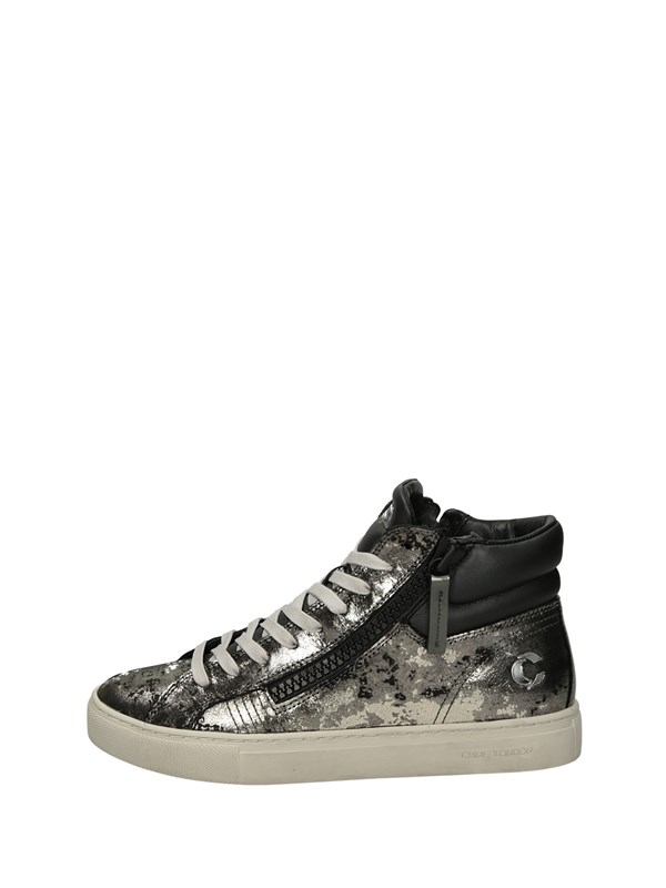Crime London Sneakers Alta Antracite