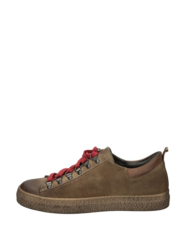 Exton Sneakers Basse  Marrone