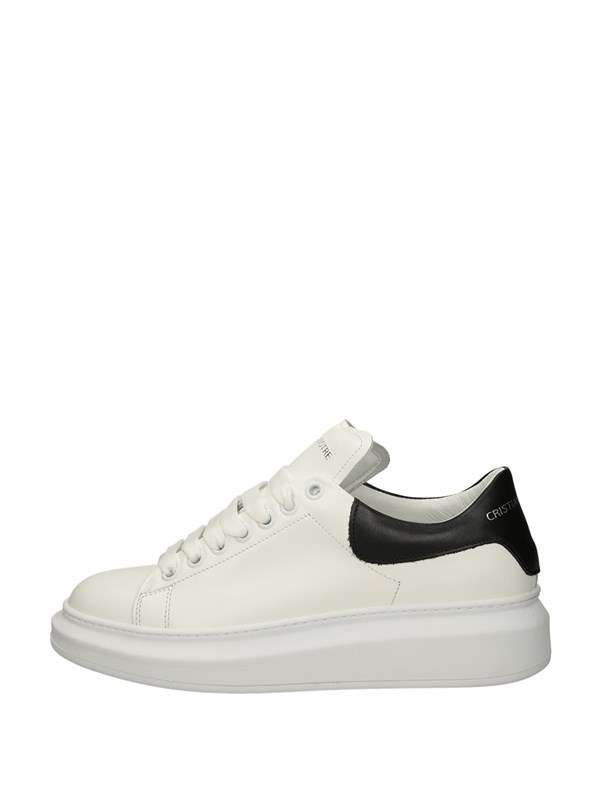 Cr03 Sneakers Basse  Bianco