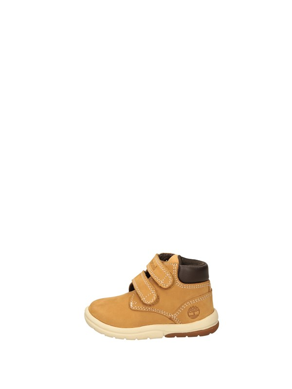 Timberland Sneakers Strappo Giallo