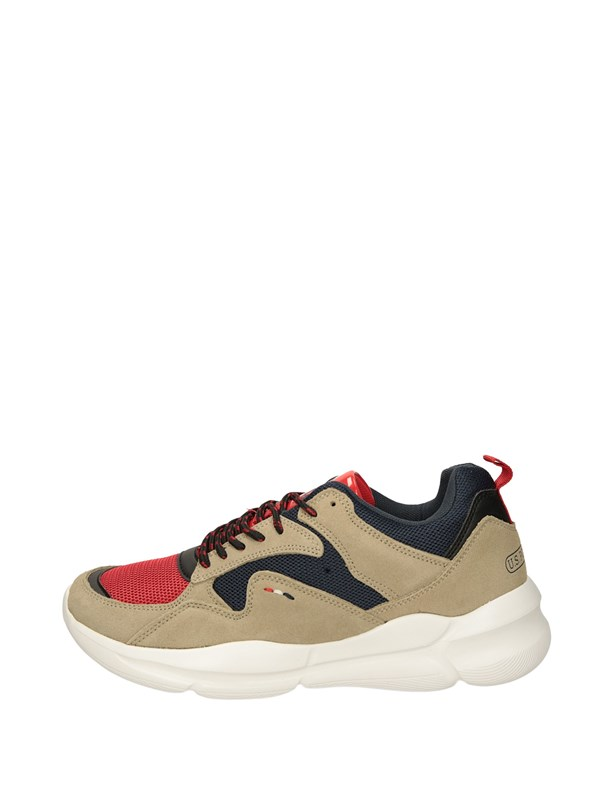 U.s. Polo Assn Sneakers Basse  Taupe