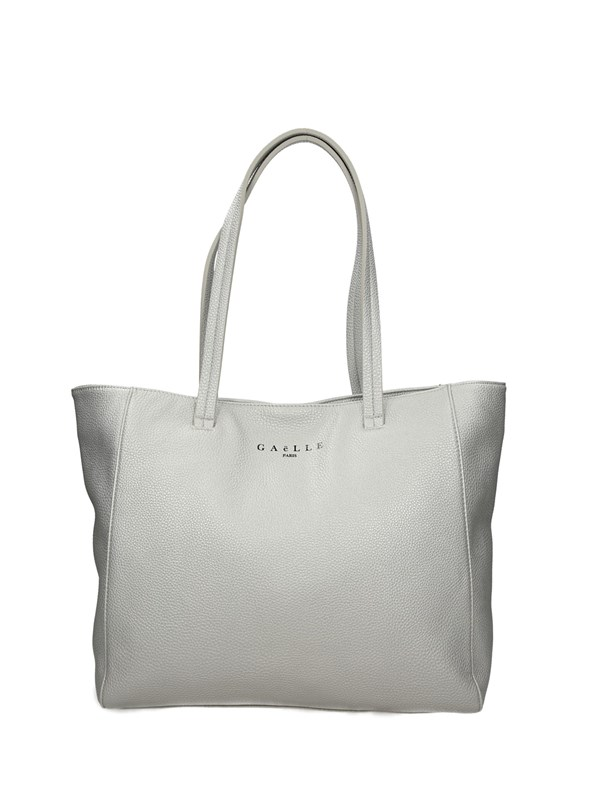 Gaelle Paris Shopper Argento