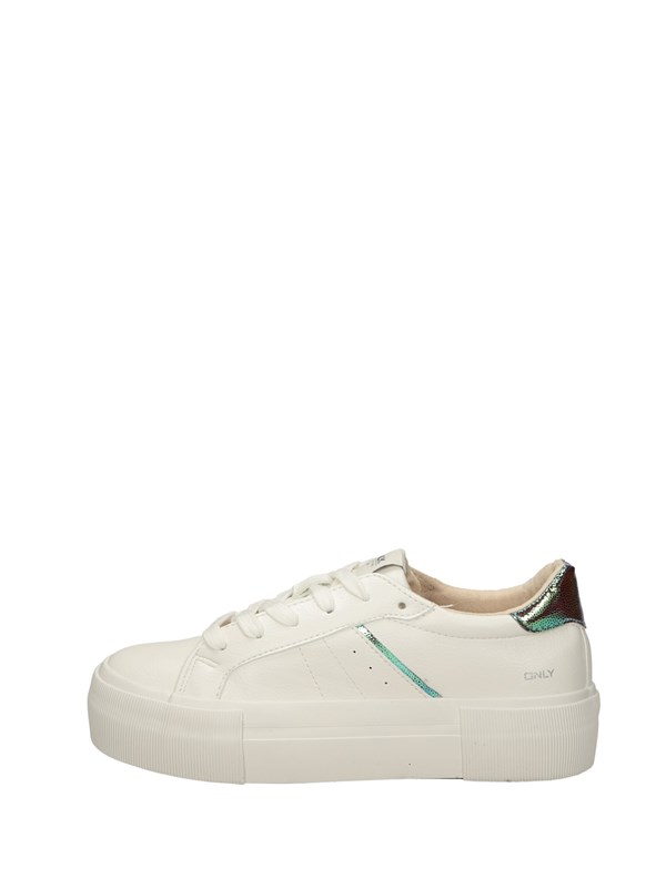 Only Sneakers Basse  Bianca
