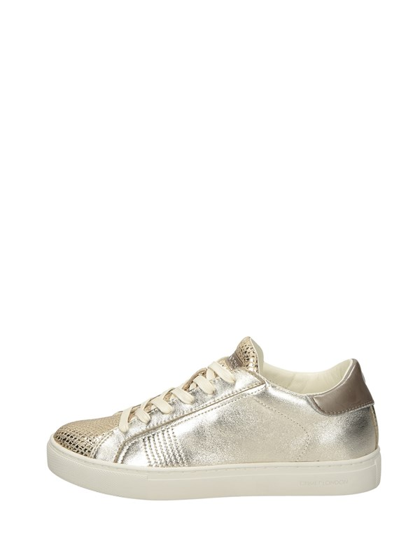 Crime London Sneakers Basse  Oro
