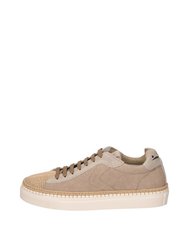 Voile Blanche Sneakers Basse  Sabbia