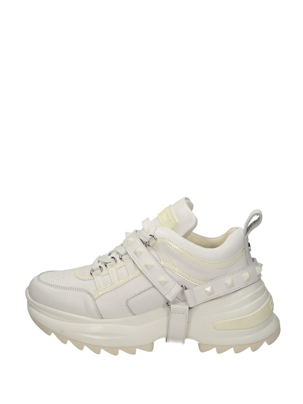 Cult Sneakers Basse  Bianco