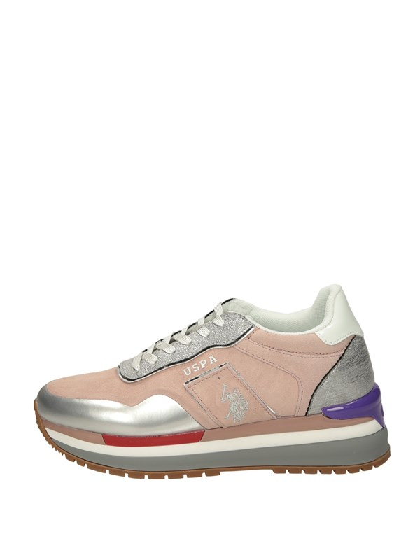 U.s. Polo Assn Sneakers Basse  Rosa