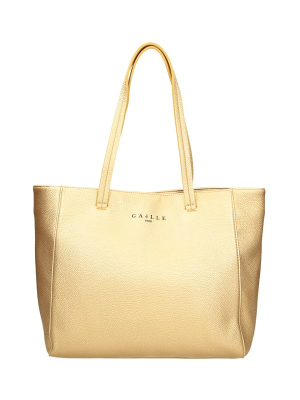 Gaelle Paris Shopper Oro