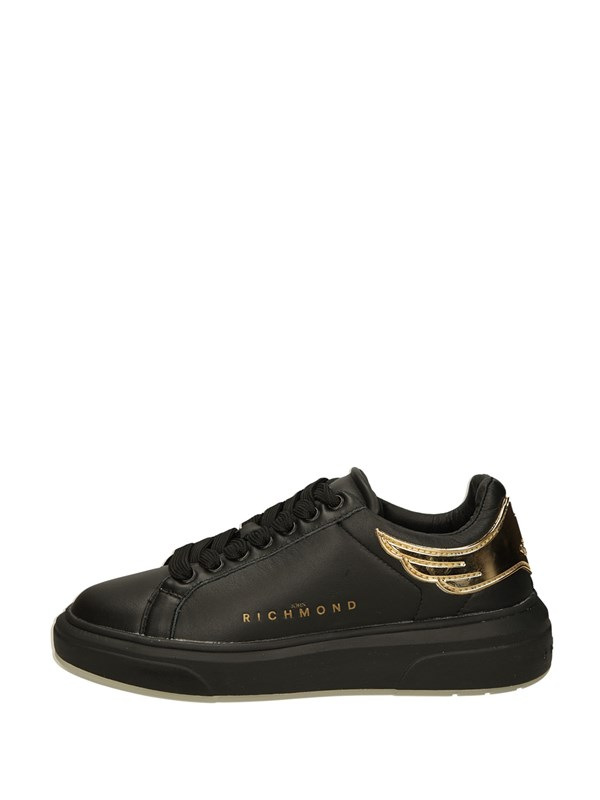 John Richmond Sneakers Basse  Nero