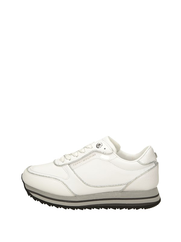 Tommy  Hilfiger Sneakers Basse  Bianco