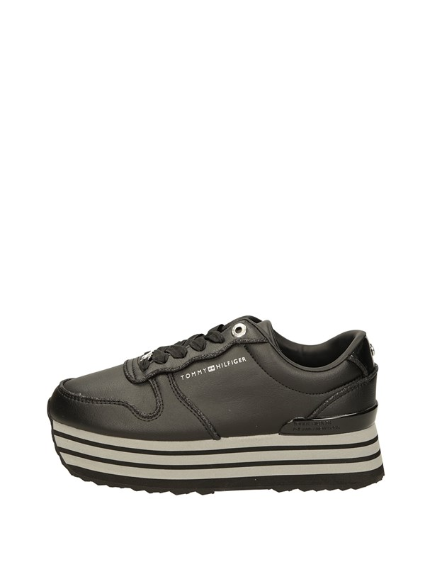 Tommy  Hilfiger Sneakers Basse  Nero