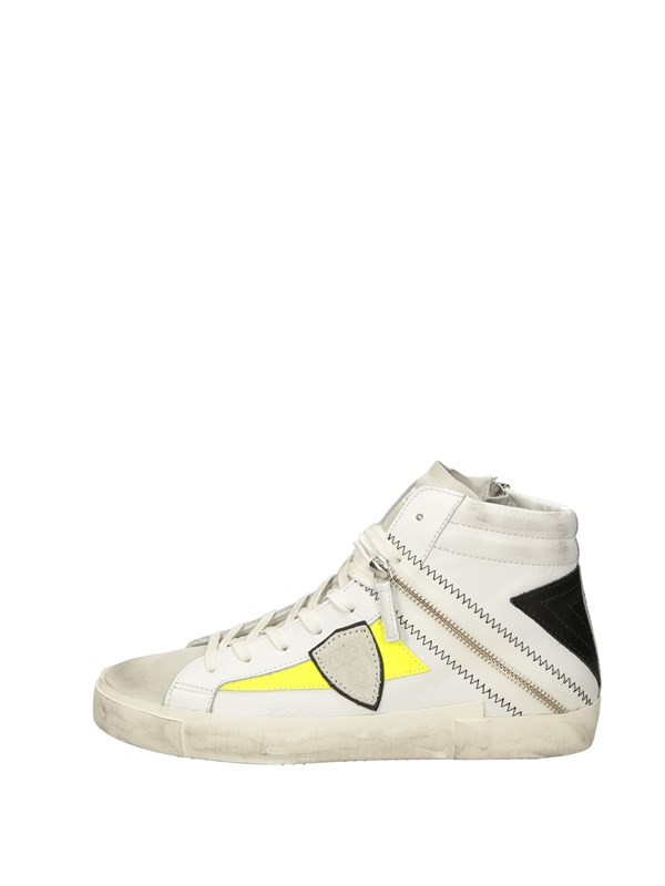 Philippe Model Sneakers Alta Bianco