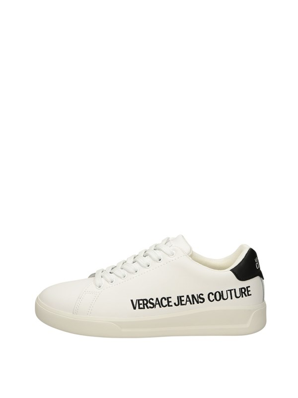 Versace Jeans Couture Sneakers Basse  Bianco