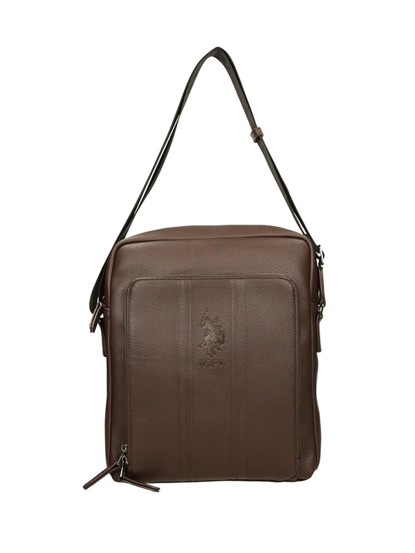 U.s. Polo Assn Tracolla Marrone
