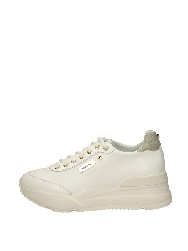Rucoline Sneakers Basse  Bianco