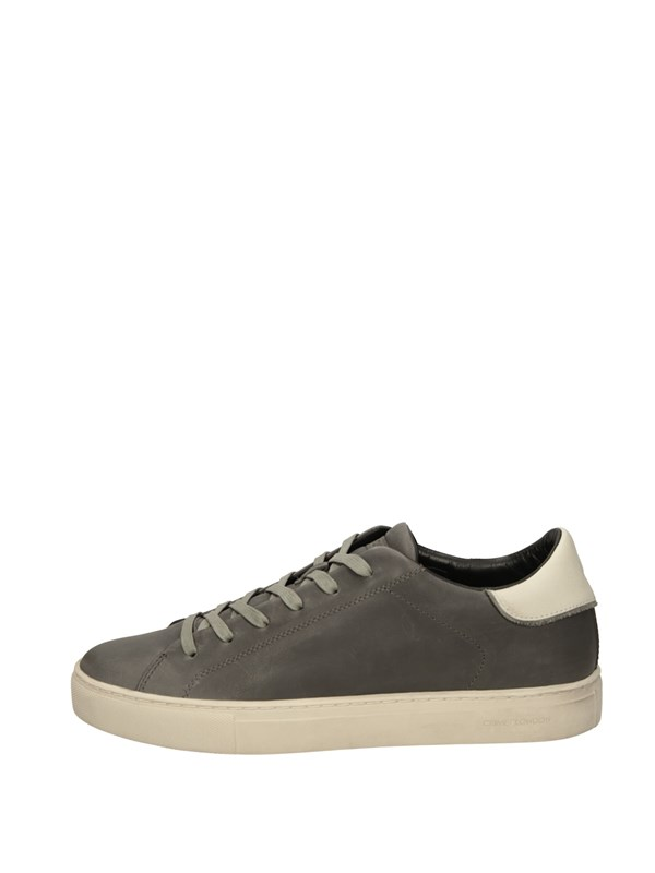 Crime London Sneakers Basse  Grigio