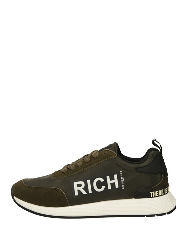 John Richmond Sneakers Basse  Verde