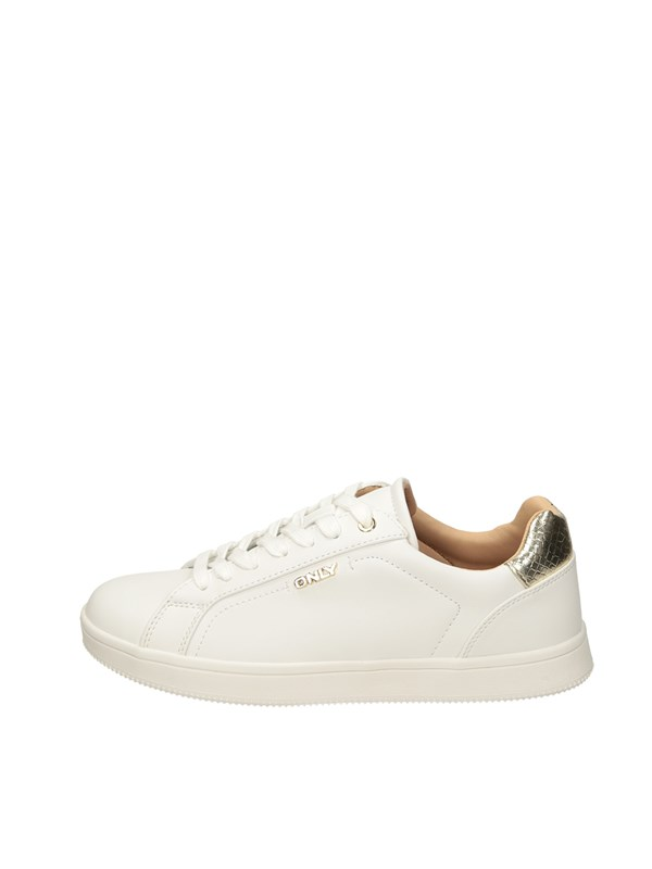 Only Sneakers Basse  Bianco