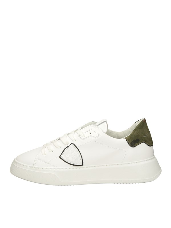 Philippe Model Sneakers Basse  Bianco