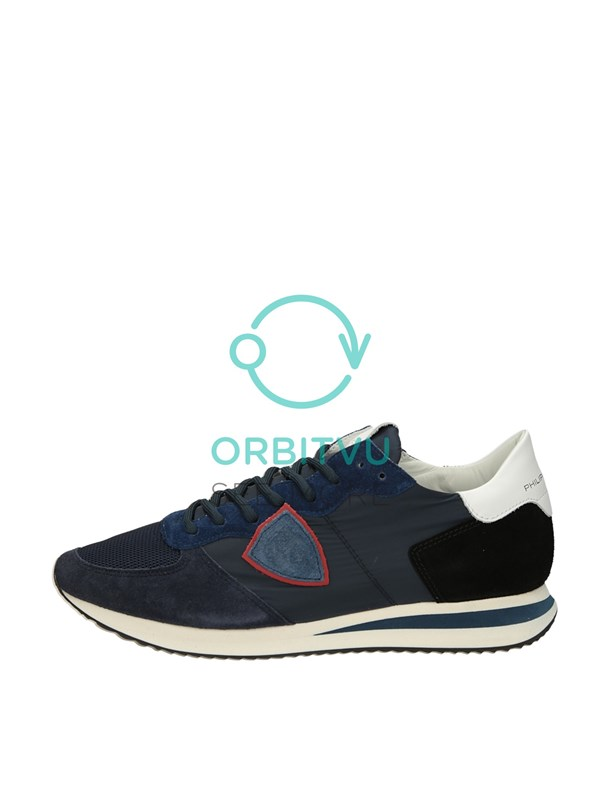 Philippe Model Sneakers Basse  Blu