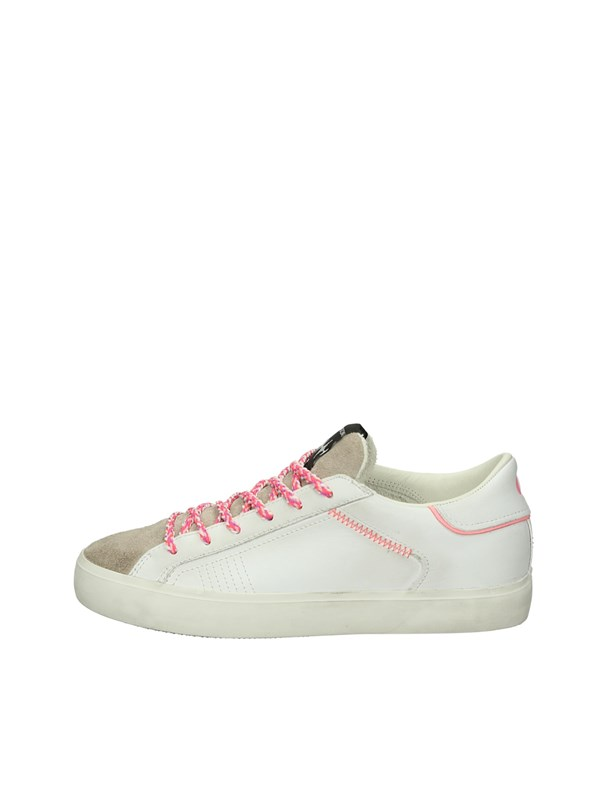 Crime London Sneakers Basse  Bianco