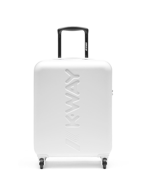 K-way Trolley Cabina 20cm Bianco